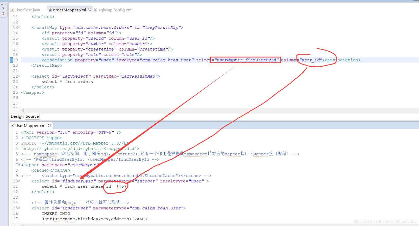 Mybatis lazy loading (lazy loading) - Programmer Sought