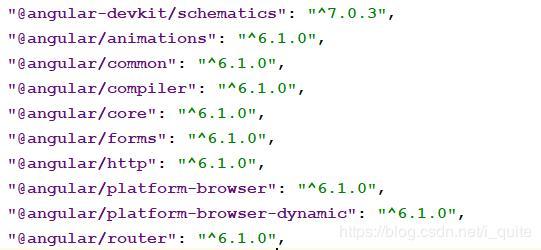 Angular6 introduces configuration Echarts4 x using echarts