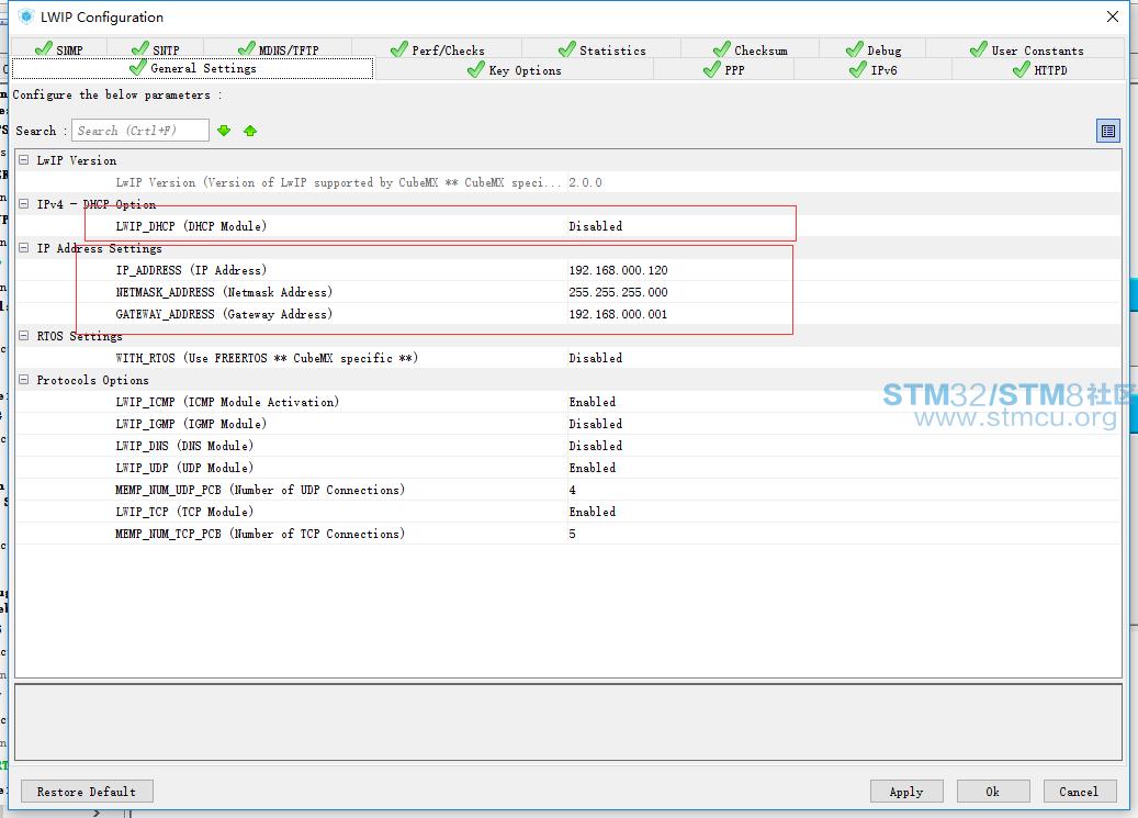 STM32 Ethernet Online Training] Hand-built TCP server and