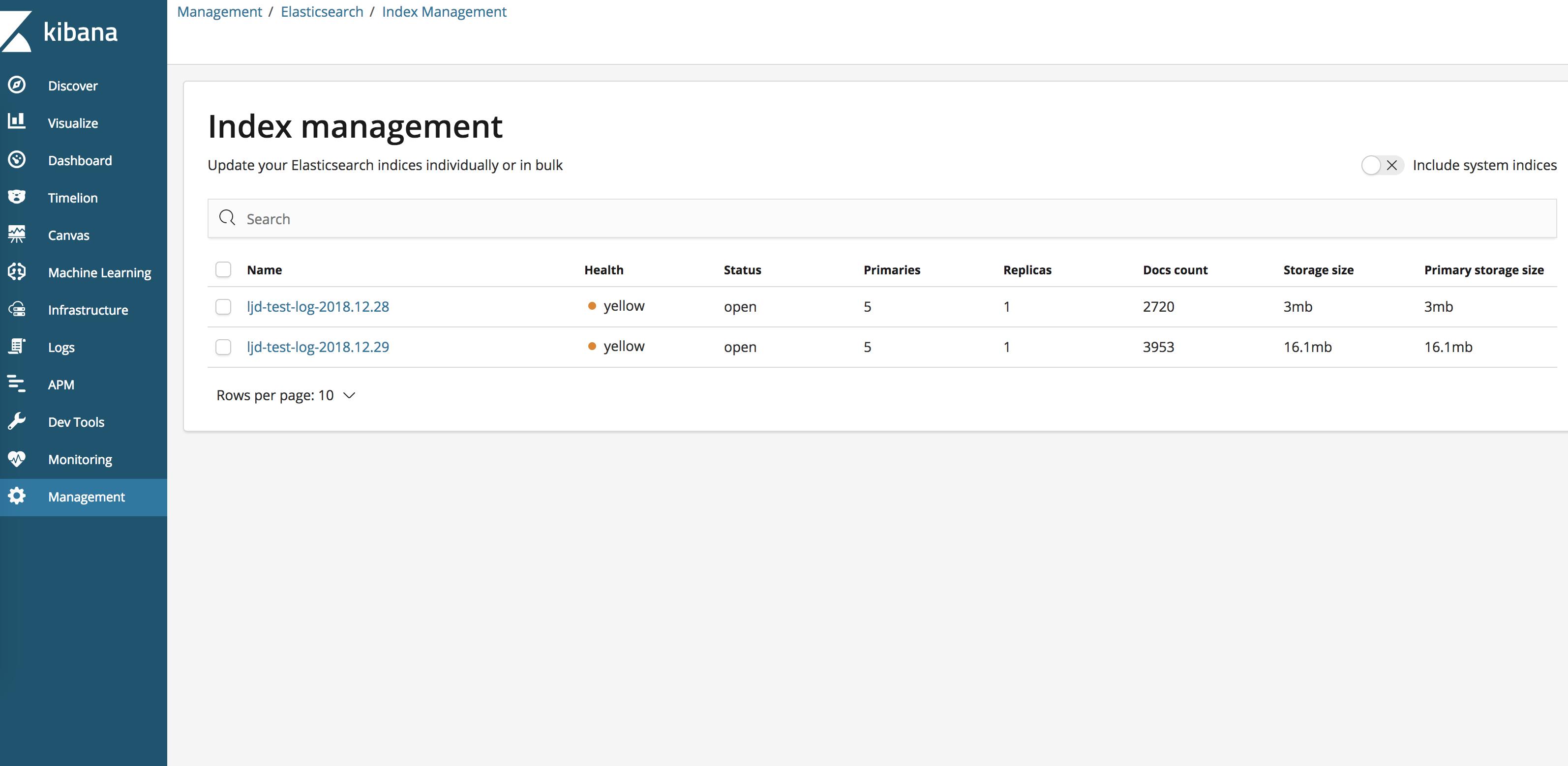 Build a docker-based elk platform to analyze java logs - Programmer