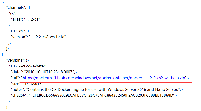 1129_Windows Server 2016 system Docker container first