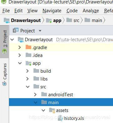 AndroidStudio reads excel under Assets - Programmer Sought
