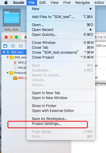 Xcode10 script script package SDK error unexpected end of