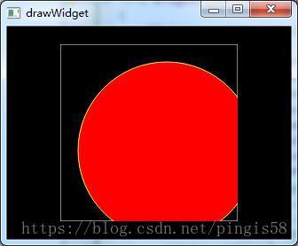 Using QPainter, QPainterPath, QRegion drawing practice - Programmer