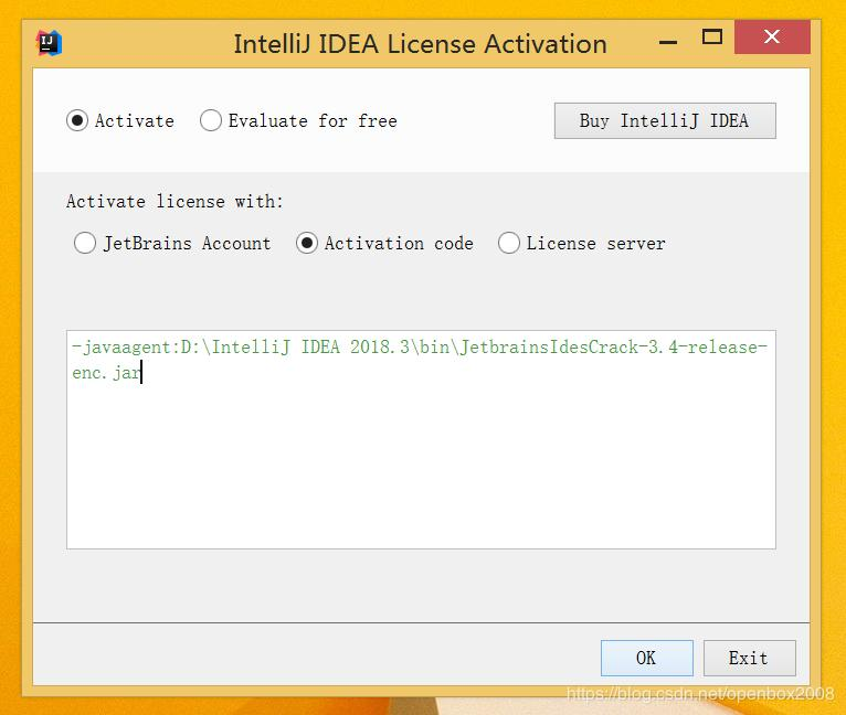 Jetbrains Activation Code Github