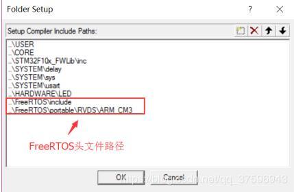 STM32-FreeRTOS source download and migration steps (based on