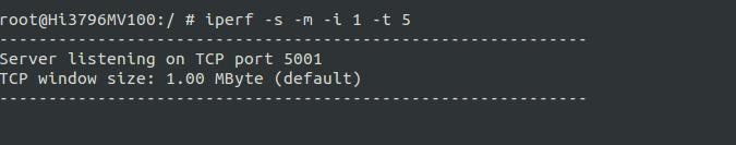 Iperf instructions - Programmer Sought
