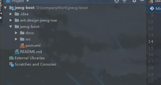Jeecg-boot front-end environment construction - Programmer
