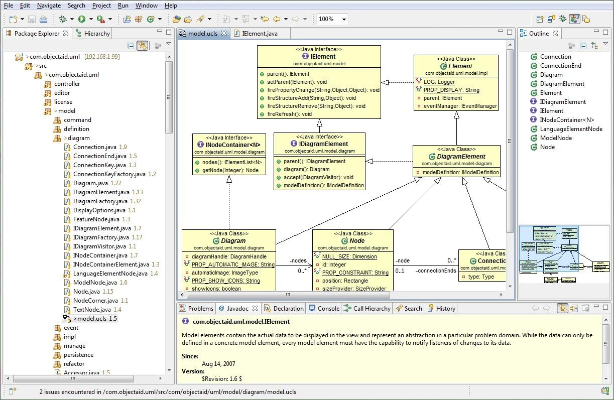 Generate class diagrams using IntelliJ - Programmer Sought