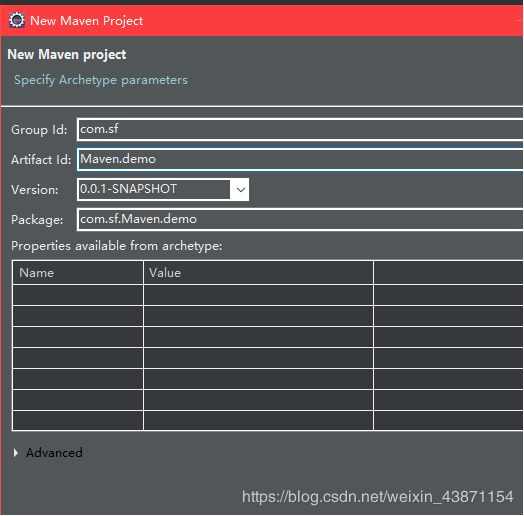 Maven download, configuration (1 Setting configure local