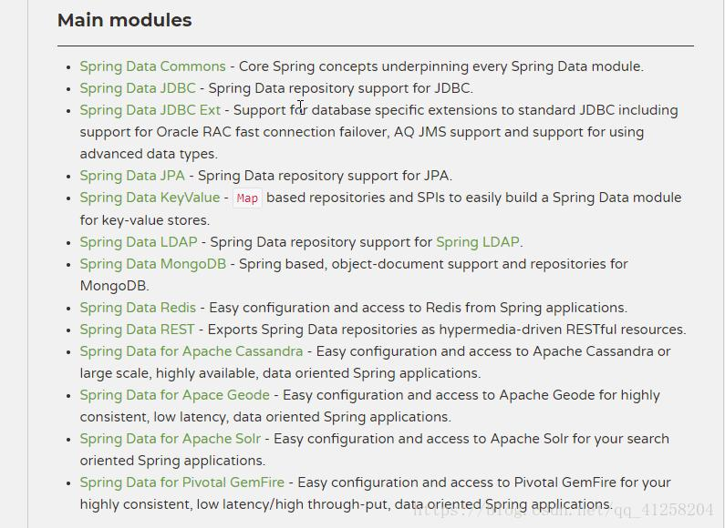 Use of Spring-data-jpa - Programmer Sought