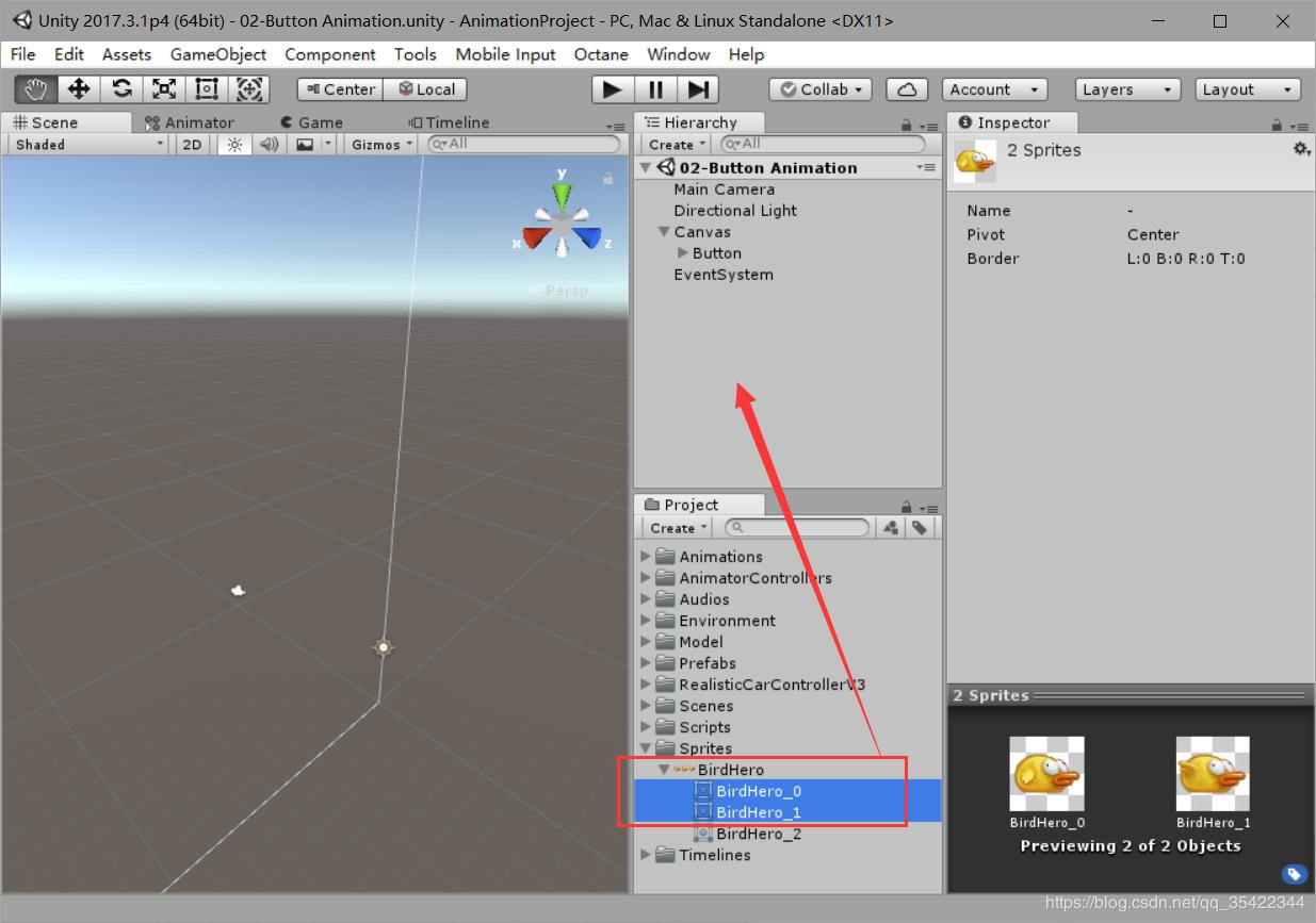 Components: Unity-Animation and Animator - Programmer Sought
