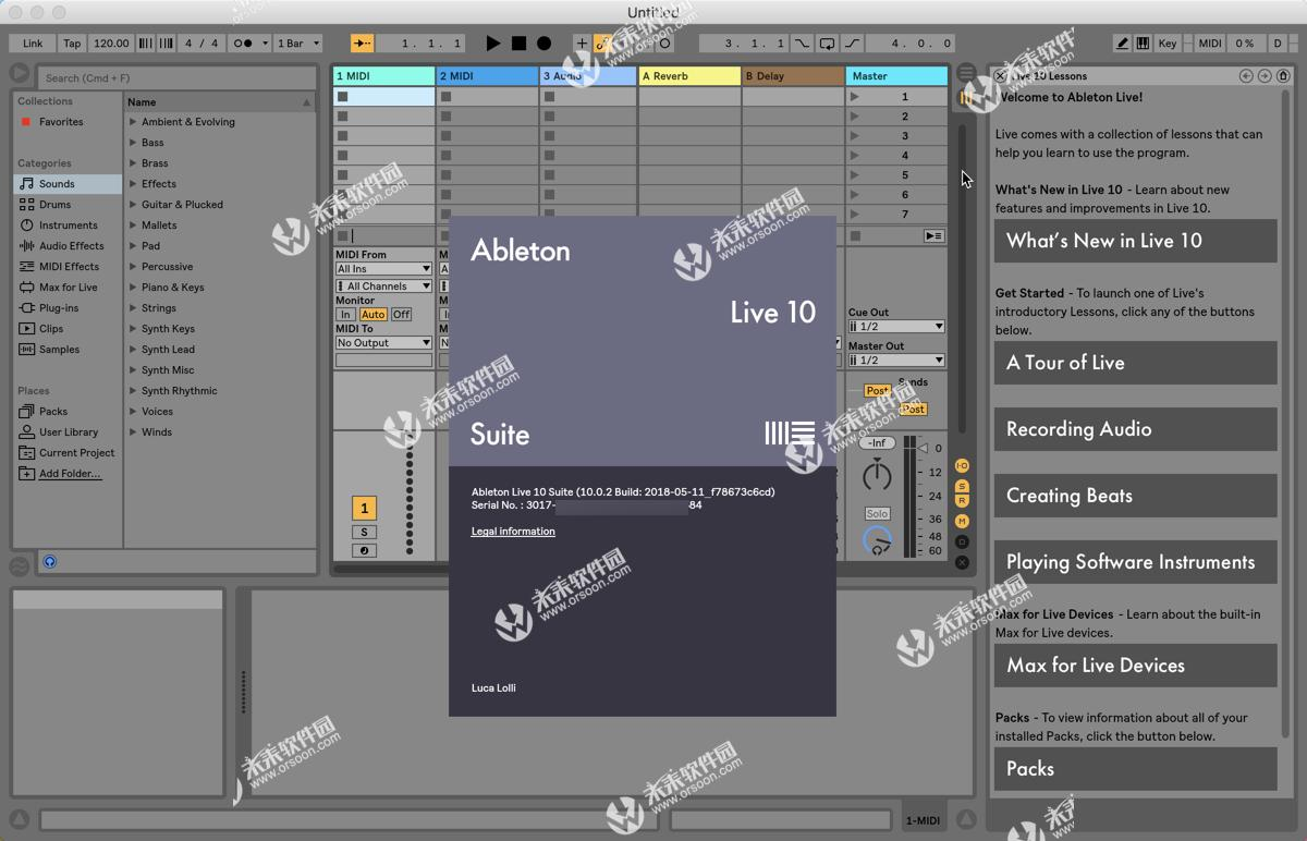 ableton 10 suite crack