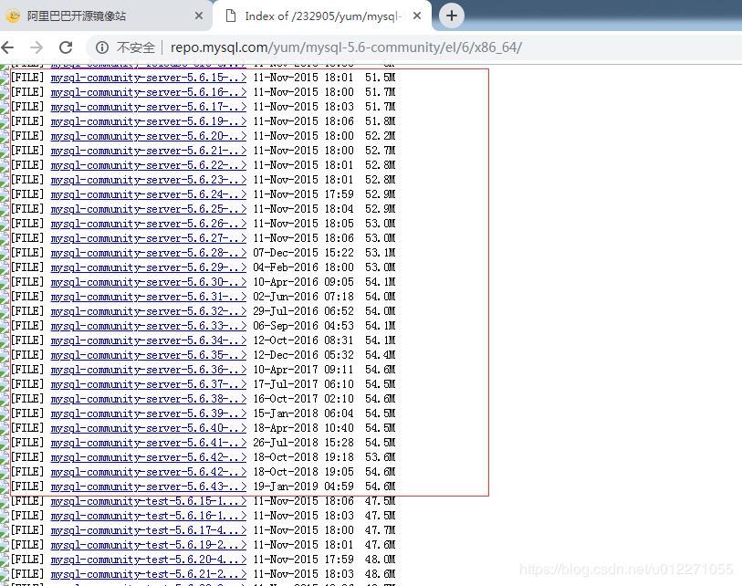 Install MySQL using yum repository on linux - Programmer Sought