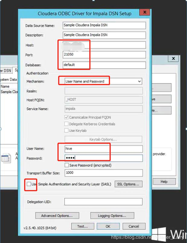 TIBCO Spotfire tips: Spotifre directly connected to Cloudera impala