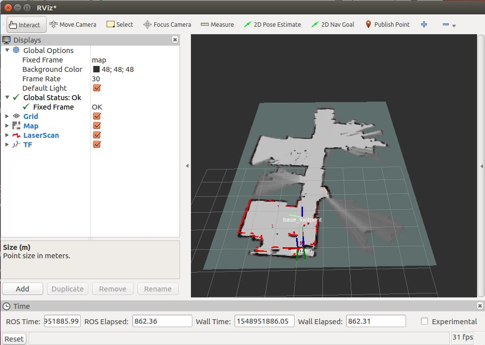 SLAM + voice robot DIY series: (six) SLAM construction and