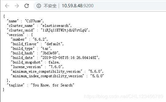 Liunx filebeat +logstash+elasticsearch+kibana build log platform
