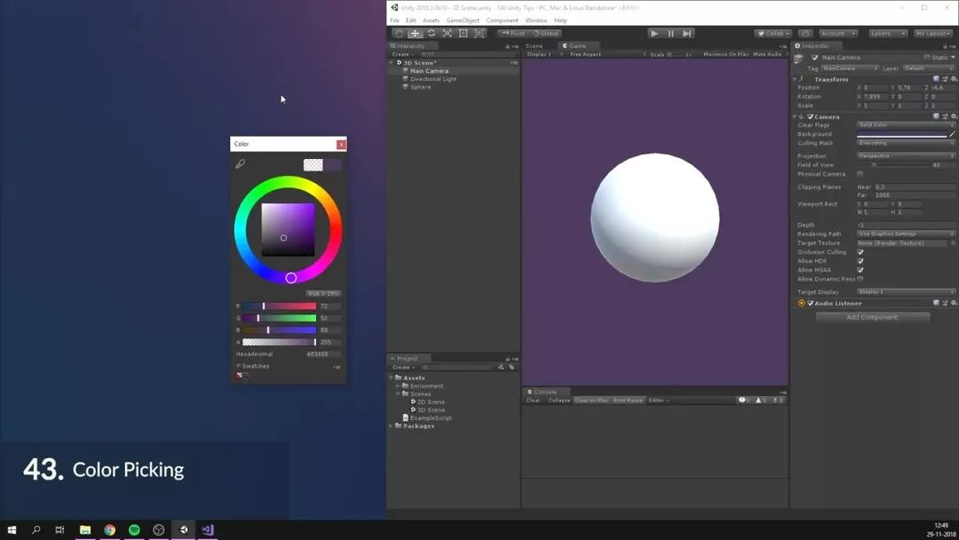 Unity uses tips - Programmer Sought