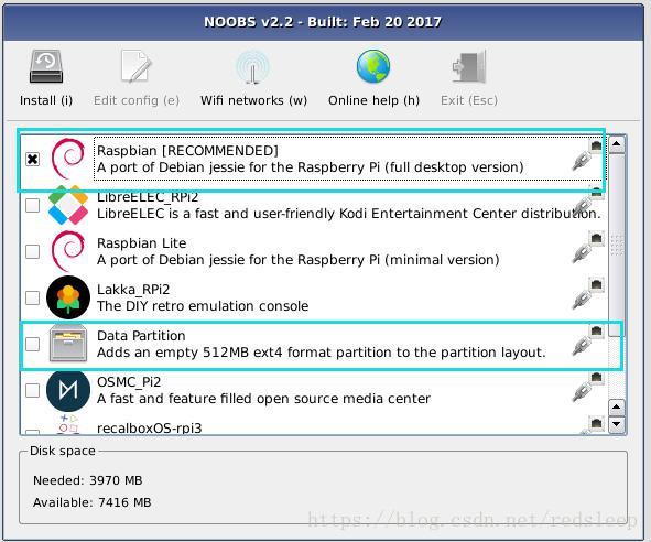 Raspberry Pi 3 B+ production system + configuration