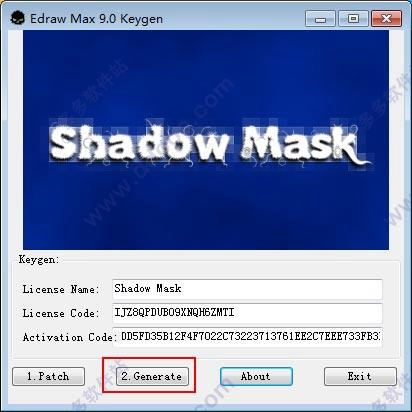 license code edraw max 8.4