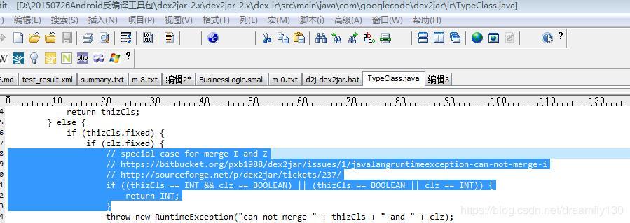 Java decompilation encountered problems - Programmer Sought