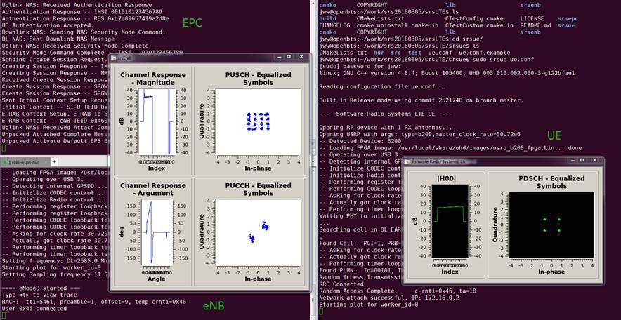 srsLTE system installation tutorial - Programmer Sought