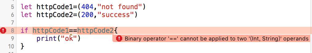 iOS - New in Swift Swift - Programmer Sought