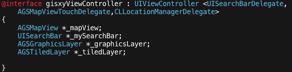 analizar Carnicero Espíritu  ArcGIS Runtime SDK for iOS development tutorial series (3)-Objective-C  syntax basis - Programmer Sought