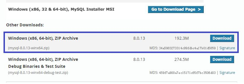Mysql Download For Windows