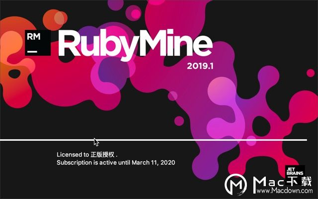 Ruby code editor JetBrains RubyMine 2019 - Programmer Sought