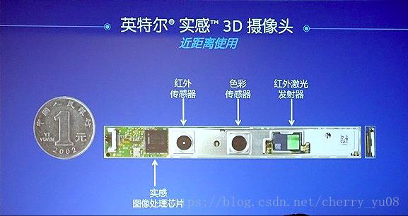 Intel RealSense D435 to do a somatosensory demo - Programmer Sought