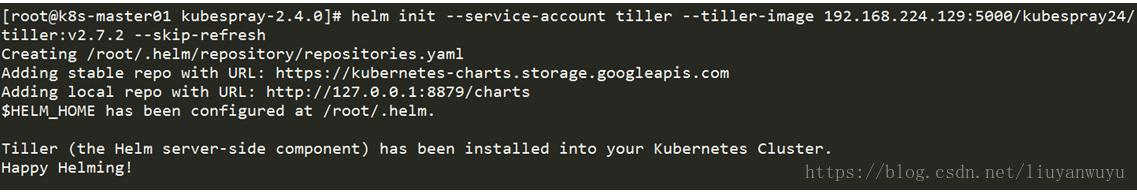 Kubernetes HA highly available containerized deployment