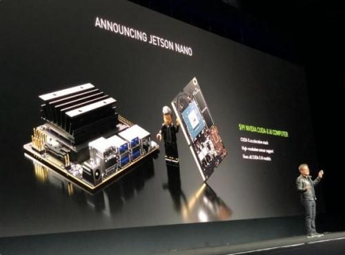 NVIDIA launches Jetson Nano mini motherboard to provide AI computing