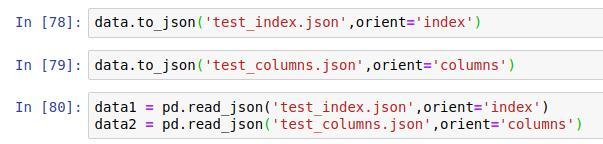 Data analysis of Pandas (six) file reading and storage - Programmer