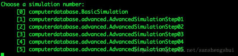 Load, performance test tool - Gatling - Programmer Sought