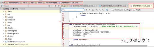 Android FrameWork system source debugging - Programmer Sought