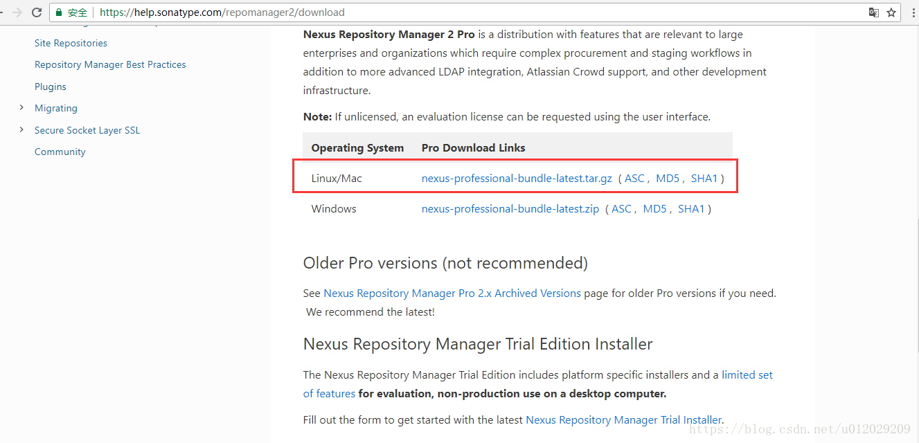 Centos 7 install maven repository Nexus - Programmer Sought