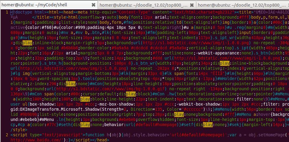 Linux crawling webpage (curl+wget) - Programmer Sought