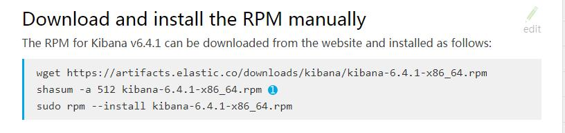 Elasticsearch kibana logstash (ELK) installation integration