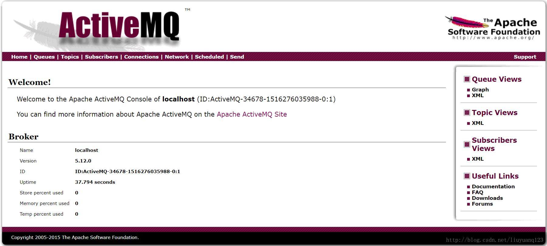 ActiveMQ detailed introduction tutorial - Programmer Sought