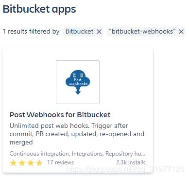 Bitbucket webhook triggers Jenkins build and curl triggers