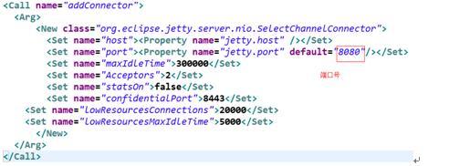 Jetty tutorial (embedded in eclipse development