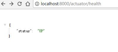 Spring boot 2 use actuator 404 problem - Programmer Sought