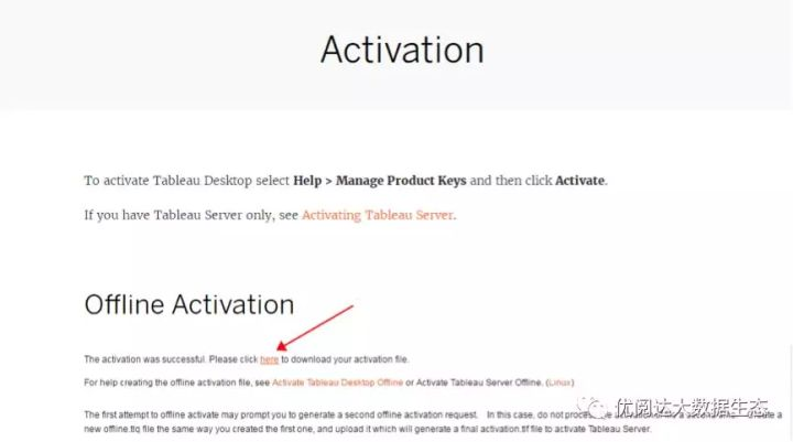 Give a chestnut! Tableau Tips (96): Offline activation and