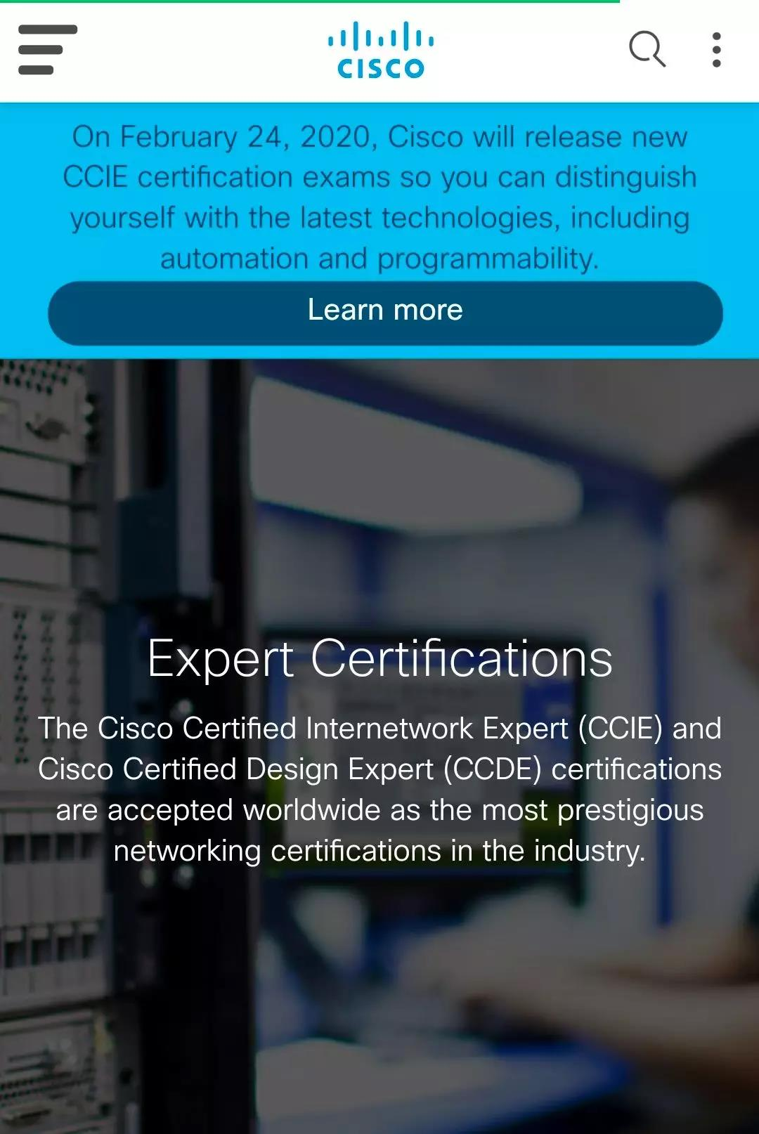 Cisco Ccie Is Newly Upgraded And Sdn Sd Wan Becomes The Highlight Programmer Sought