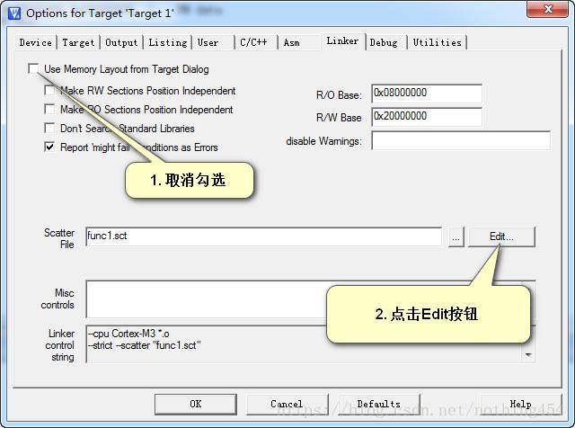 Keil mdk learning stm32f103C8 IAP notes - Programmer Sought