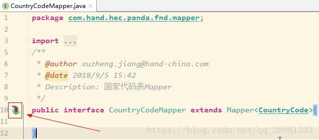 Panda_01_ development environment to build (four) _Idea plugin