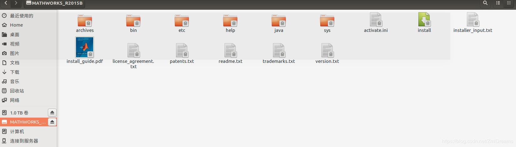 Install Matlab 2015b super detailed tutorial under Ubuntu16