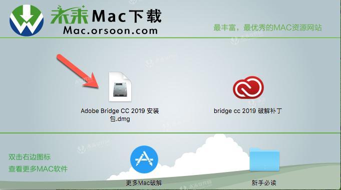 Adobe Bridge CC 2019 for Mac crack tutorial - Programmer Sought