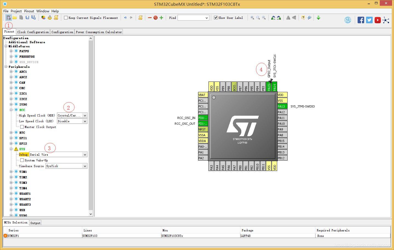 STM32F103_IOT IoT Development Board Learning Column 3_STM32F103